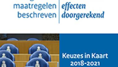 Image for Keuzes in Kaart 2018-2021