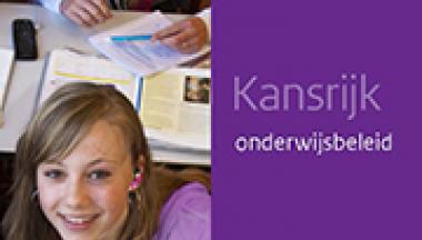 Image for Kansrijk onderwijsbeleid