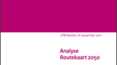 Image for Analyse Routekaart 2050