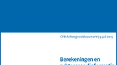 Image for Berekeningen en achtergrondinformatie over baanpolarisatie in Nederland