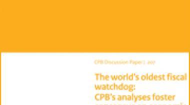 Image for CPB als nationale waakhond voor begrotingsbeleid draagt bij aan consensus over economisch beleid