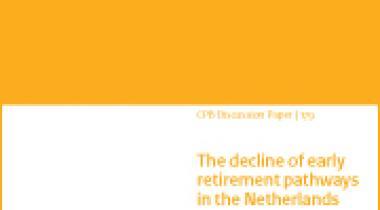 Image for De invloed van hervormingen op het vervroegd verlaten van de arbeidsmarkt