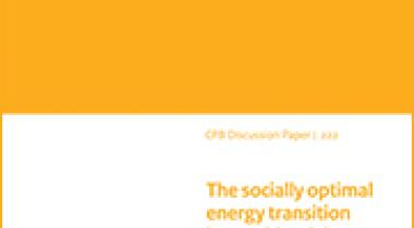 Image for The socially optimal energy transition in a residential neighbourhood in the Netherlands