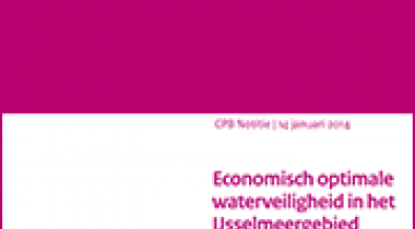 Image for Economisch optimale waterveiligheid in het IJsselmeergebied