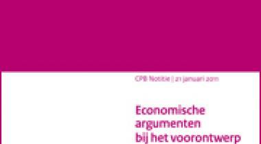 Image for Economische argumenten bij het voorontwerp auteurscontractenrecht