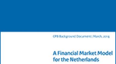 Image for Een financieel marktmodel voor Nederland