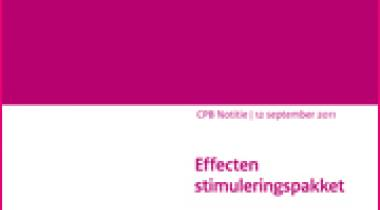 Image for Effecten stimuleringspakket
