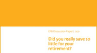 Image for Did you really save so little for your retirement? An analysis of retirement savings and unconventional retirement accounts