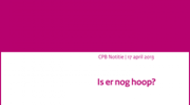 Image for Is er nog hoop?