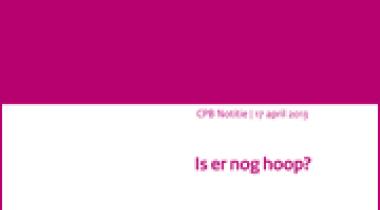 Image for Is er nog hoop?