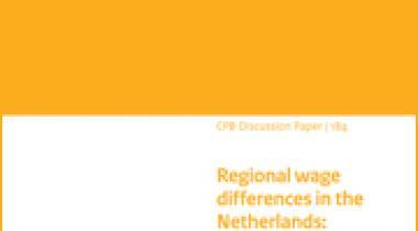 Image for Regionale loonverschillen in Nederland: agglomeratie-externaliteiten, gebaseerd op microdata