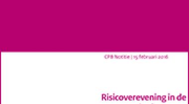 Image for Risicoverevening in de Zorgverzekeringswet:  nieuwe uitdagingen voor de toekomst