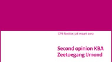 Image for Second opinion KBA Zeetoegang IJmond