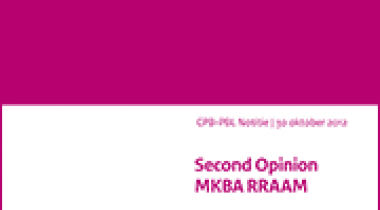 Image for Second Opinion MKBA RRAAM