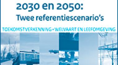 Image for Toekomstverkenning Welvaart en Leefomgeving (WLO) 2015