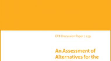 Image for Een Beoordeling van Alternatieven voor de AOW