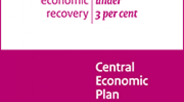 Image for Centraal Economisch Plan (CEP) 2014