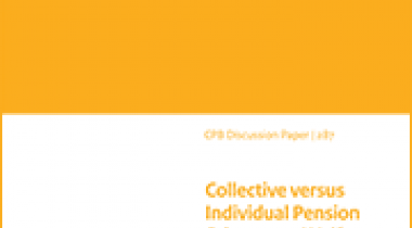 Image for Collective versus Individual Pension Schemes: a Welfare-Theoretical Perspective