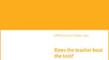Image for Does the teacher beat the test? The additional value of teacher assessment in predicting student ability