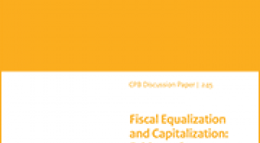 Image for Fiscal Equalization and Capitalization: Evidence from a Policy Reform