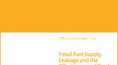 Image for Fossil Fuel Supply, Leakage and the Effectiveness of Border Measures in Climate Policy