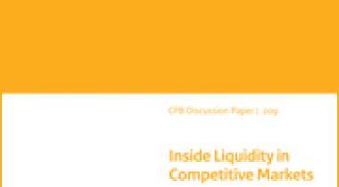 Image for Bankliquiditeit in competitieve markten