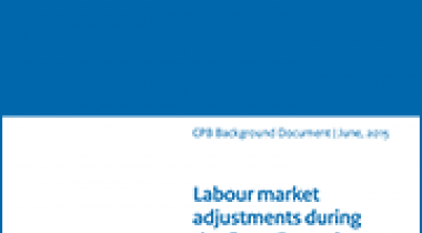 Image for Labour market adjustments during the Great Recession: an international comparison