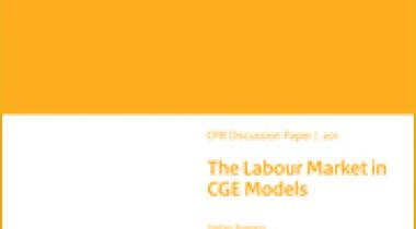 Image for The Labour Market in CGE Models