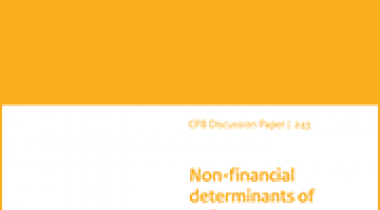 Image for Non-financial determinants of retirement