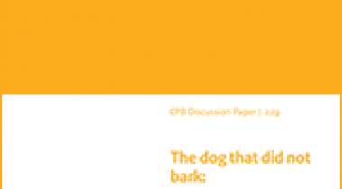 Image for The dog that did not bark: The EITC for single mothers in the Netherlands