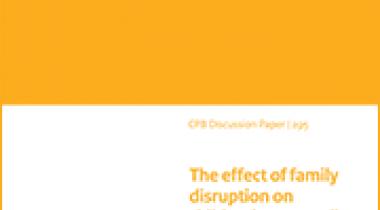 Image for Het effect van echtscheiding of verlies van een ouder op de persoonlijke ontwikkeling van kinderen: Analyses op basis van de British Cohort Study
