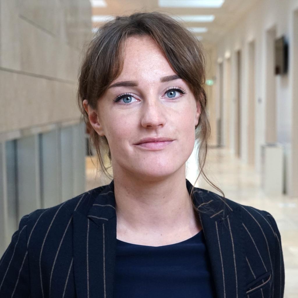 Photo of Céline van Essen
