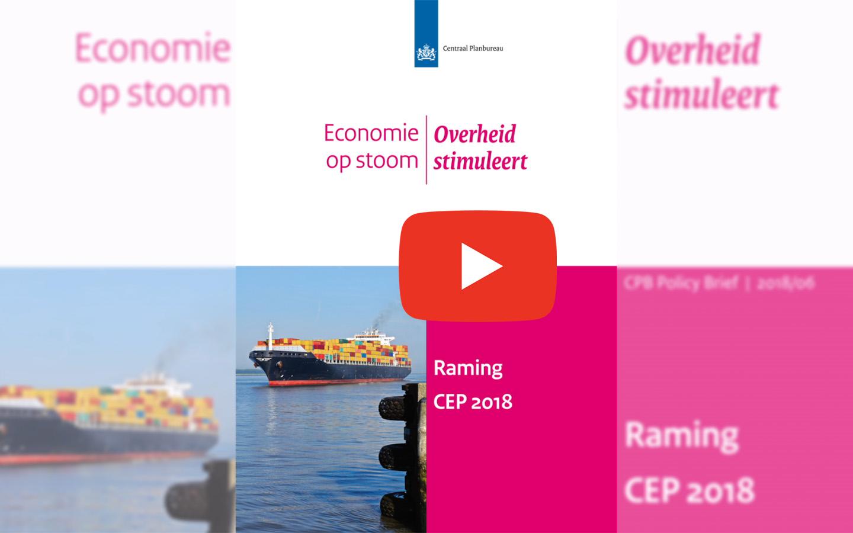 CEP 2018: Economie op stoom, Overheid stimuleert